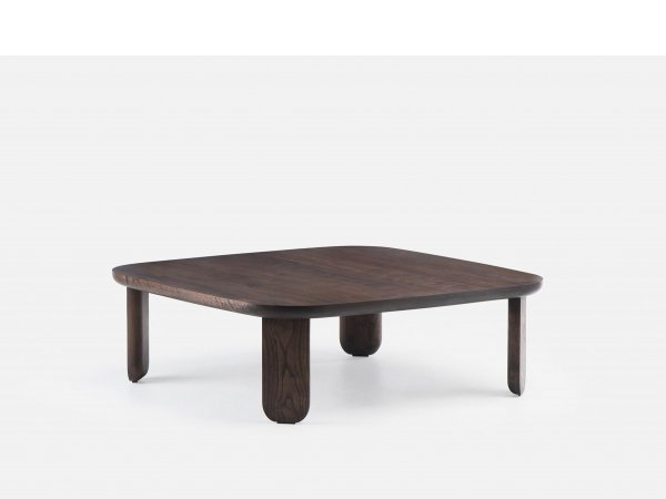 Kim Coffee Table - Luca Nichetto- madera de nogal barnizada -delaespada - MINIM - Madrid - Barcelona