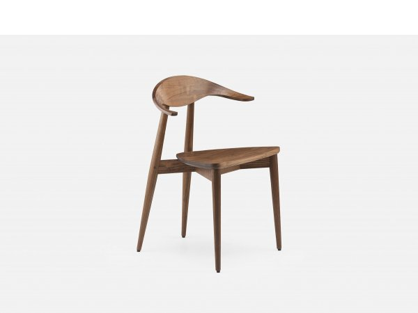 Manta Dining Chair - Matthew Hilton -nogal danés-delaespada-MINIM - Madrid - Barcelona