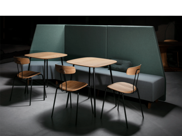 OKITO TABLE - ZEITRAUM - MINIM - lifestyle comedor