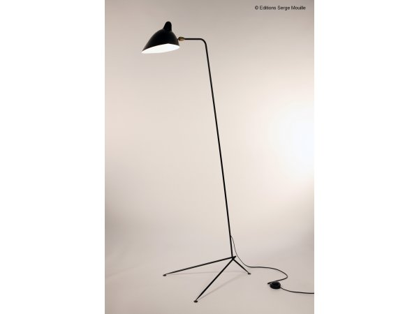 Serge Mouille, Standing lamp 1 arm
