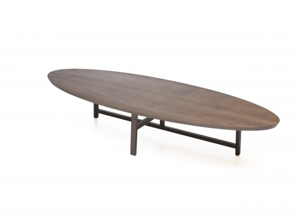 De La Espada, Trio Oval Coffee Table