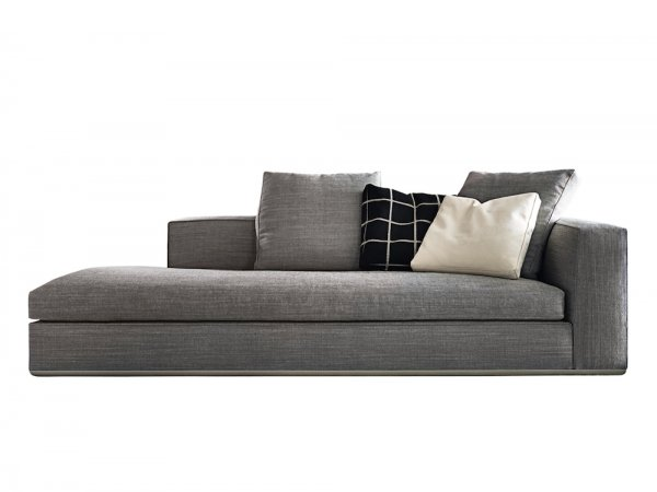 Minotti, Powell Chaise Longue